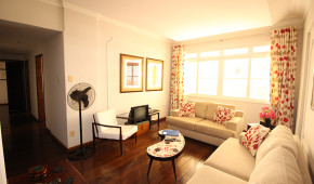 Excellent apartment between Copacabana and Ipanema